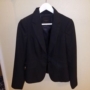 The Limited, Size 4, black jacket